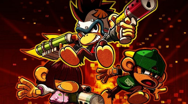 Good-Feel's President On Moving Away From Kirby And Yoshi To Self-Publish Twin-Stick Shooter Monkey Barrels - Feature