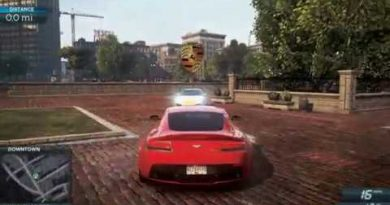 Need For Speed Most Wanted (Game-Play 1:- Getting down to business)