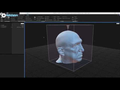 RealityCapture tutorial: Camera projections in Blender