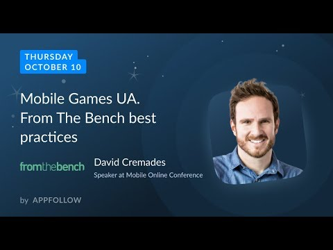 Mobile Game Marketing: Interview with David Cremades From The Bench Games