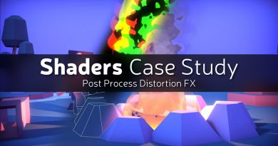 Shaders Case Study - Distortion FX with Unity's Post-processing Stack v2