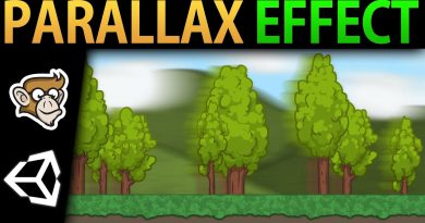 Parallax Infinite Scrolling Background in Unity