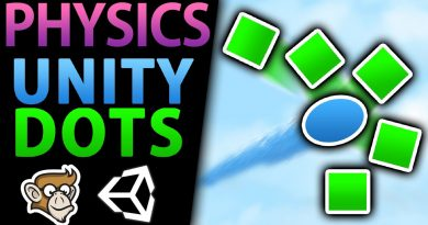 Getting Started with Unity DOTS Physics