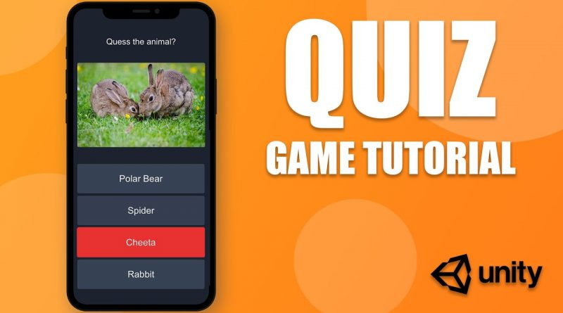 Build Quiz Game in 30 minutes | Unity 2D Tutorial | Madfireon