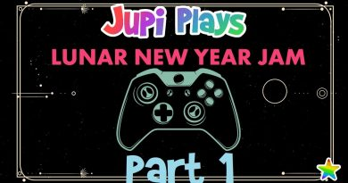 Jupi Plays Indie Games: ALL THE GAMES [Lunar New Year Jam] [Part 1]