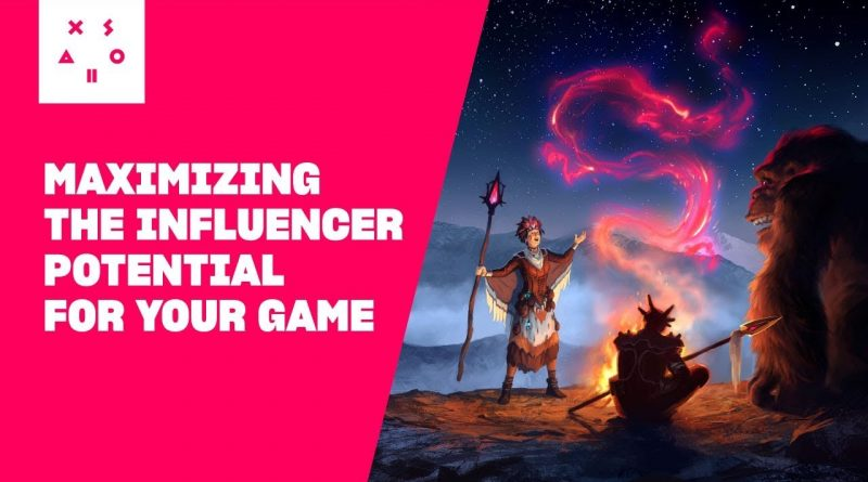 Maximizing the Influencer Potential for Your Game