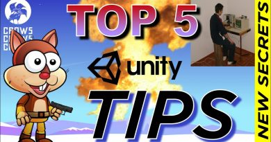 Top 5 UNITY TIPS For Your Game 2020 - Tips & Tricks Tutorial Compilation