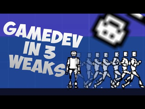 3 Weeks of Learning Game Development in Godot | Learning GameDev  #2