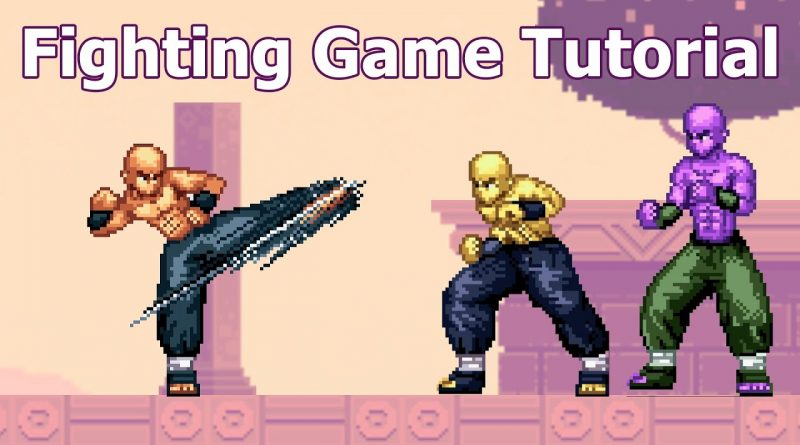 How To Make a Beat em' Up Game: Tutorial - Construct 3 Game Engine