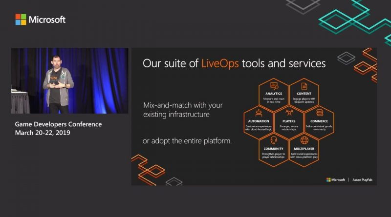 Take your LiveOps to the next level with Azure PlayFab | Game Developers Conference 2019