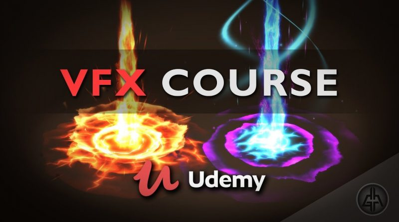 UDEMY COURSE - Visual Effects for Games in Unity - Beginner to Intermediate