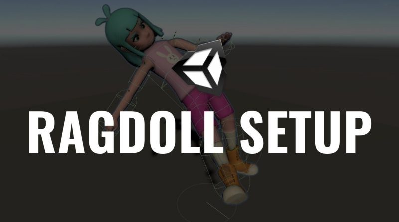 #7 Setting Up for Ragdoll Physics - Unity Tutorial