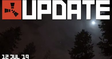 First look at new HDRP sky, lots of fixes   Rust update 12th July 2019