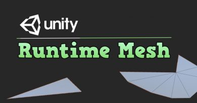 How to make Mesh at Runtime?   Unity Tutorial