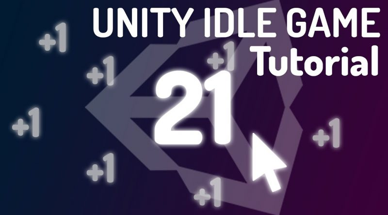 Unity C# - Idle Game Tutorial Series (Ep.21) - Adding a Double Layer Prestige System Easily!