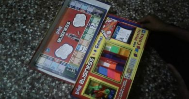 Kids business game with Joelsy