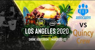 BUSINESS vs QC -ESL ONE LOS ANGELES 2020-NA GROUP STAGE GAME 3