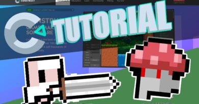 Construct 3 | Get started making game | Tutorial