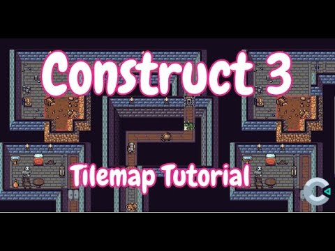 Tilemap and collisions with Construct 3 - How to tutorial