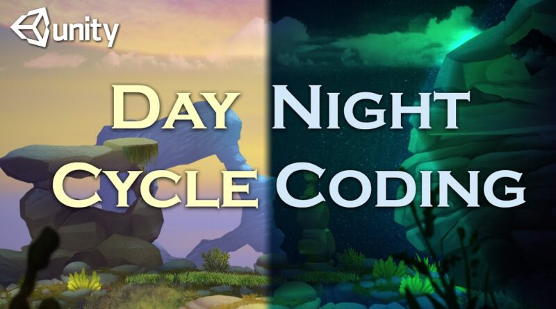 Extendible Day & Night Simulation With C# Interfaces - Unity Tutorial