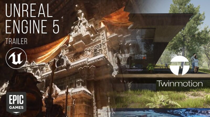 twinmotion for Unreal Engine 5