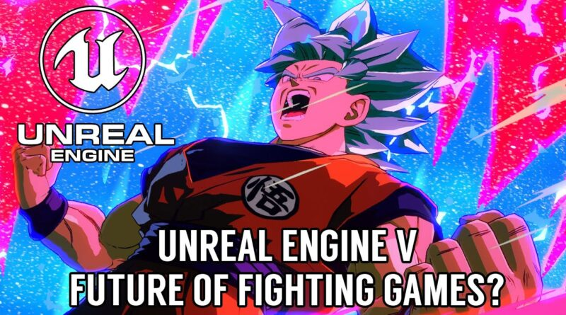 Unreal Engine 5 reveal [PS5] - A new era for Fighting Games from Epic Games?