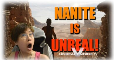 Unreal Engine 5 Revealed Reaction   Tech Demo  PS5 Loyalist- NANITE IS UNREAL!