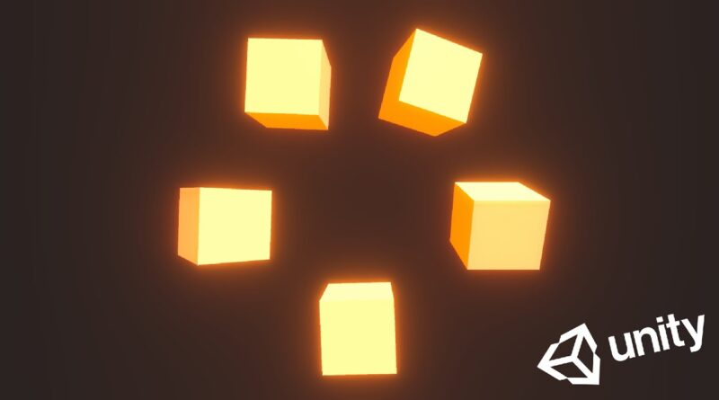 THE SIMPLEST GLOW EFFECT IN UNITY URP - TUTORIAL