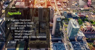 Webinar: Winning in 2021: How Agencies are Designing their Game Plans - 2020.12.08