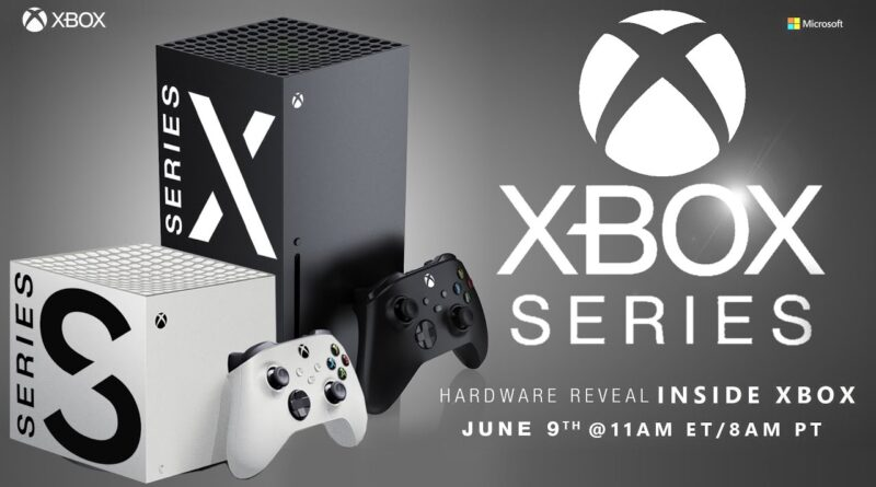 Full Xbox Series X & Series S June 2020 Event Revealed | Hardware Reveal for Lockhart Console Stream