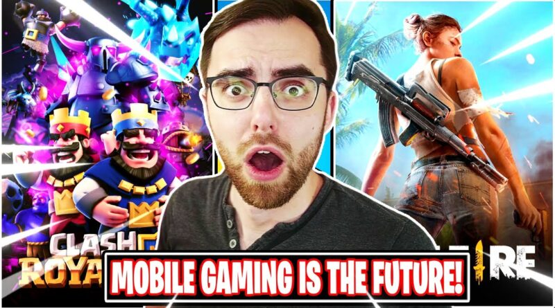 Why Mobile Gaming Is The Future
