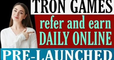 New nonworking business plan LAUNCHED | tron game full mlm plan | network marketing plans LAUNCHED