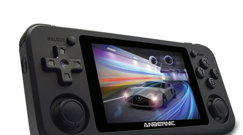 ANBERNIC RG351 Retro Game console