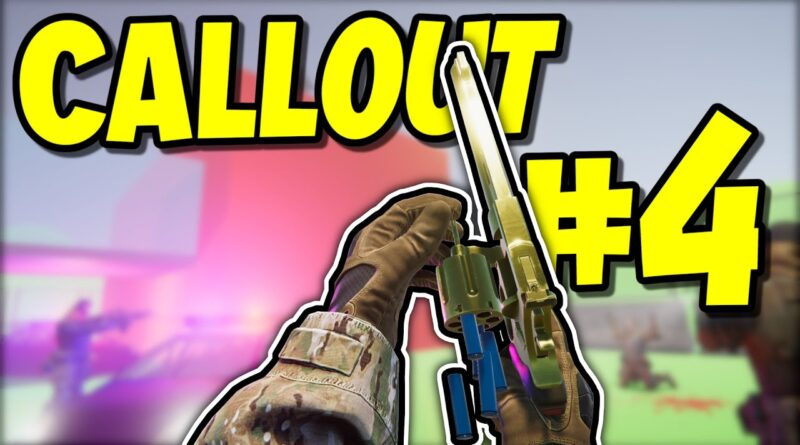 Devlog #4 | Callout | Realistic Multiplayer Shooter