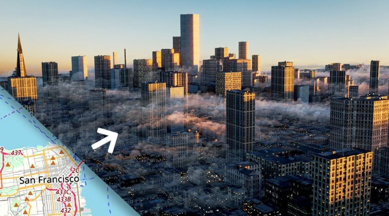 Create any City in Blender in 20 Minutes