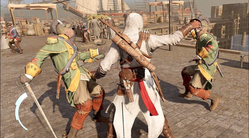 Assassin's Creed 3 Remastered Master Altair Combat Specialist PC Ultra Settings