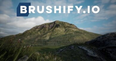 Introducing Brushify 2020 - Create Your World in Unreal Engine