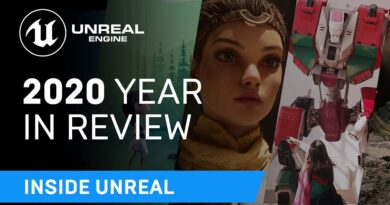 2020 Year In Review | Inside Unreal