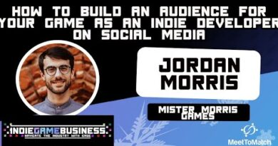 How to build an audience for your game as an Indie developer on social media.