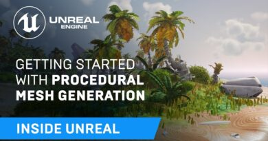 Getting Started With Procedural Mesh Generation | Inside Unreal