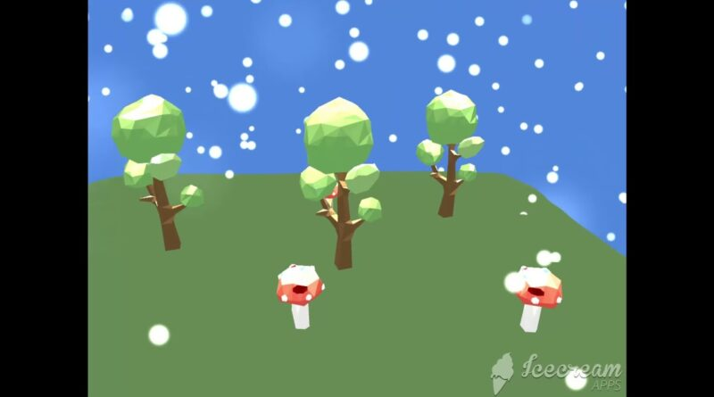 Snow effect on different objects using unity Shaders
