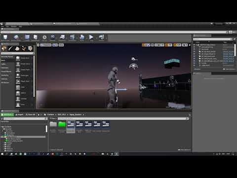 Unreal Engine 4 - Slot Inventory not popping up when clicked (Original Tutorial in the Description)