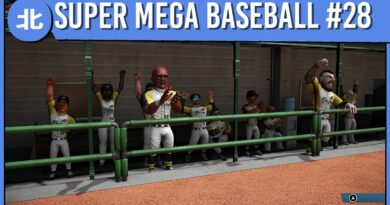The Conference Finals! | Super Mega Baseball 3 PLAYOFFS with MALF (Round 2 | Game 1)