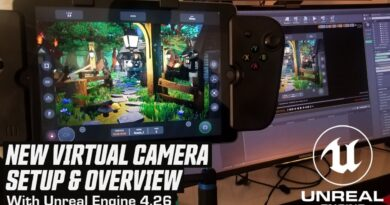New Virtual Camera 2.0 Setup in Unreal Engine using your iOS Device