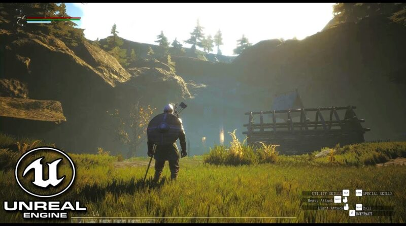 Checking Out FADE, The First Chapter - Made In Unreal Engine 4