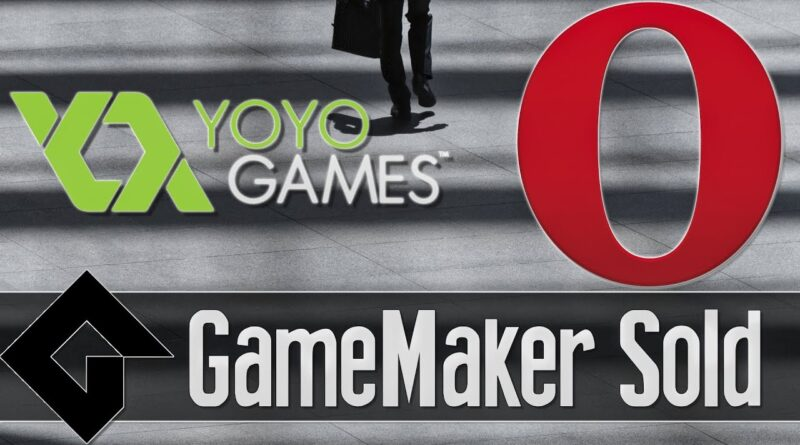 GameMaker Creator YoyoGames Sold To Opera (... yeah, the browser people)