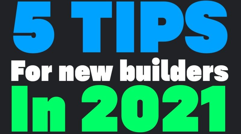 How to survive as a new 3D modeler in the New Year