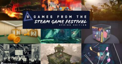 9 Games From The Steam Game Festival  | Spring Edition