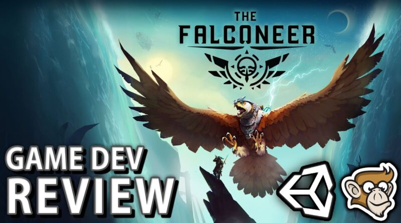 Game Dev Reviews The Falconeer #madewithunity