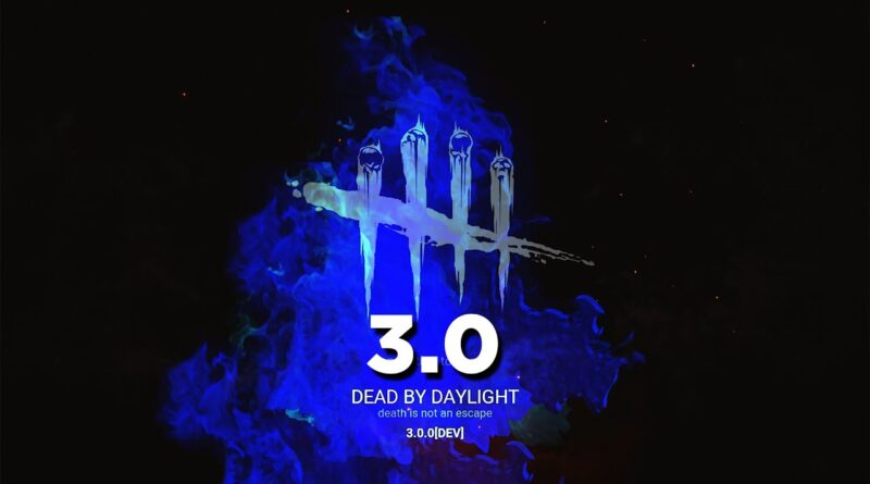 How to play the 3.0.0 Developer Build of Dead By Daylight
